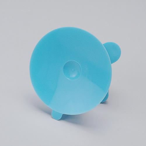 本体と一体型の吸盤