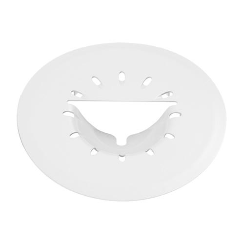 プラスチックタイプの排水口キャップ